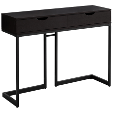 Monarch Specialties Accent Table With Drawers