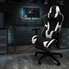 Flash Furniture X30 LeatherSoft Gaming Racing