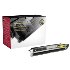 Clover Imaging Group OD126AY Remanufactured Yellow