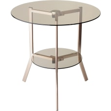 Adesso Gibson End Table 21 H