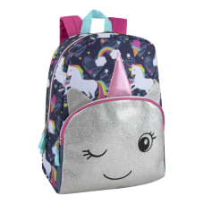 Trailmaker Glitter Unicorn Backpack