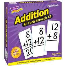 Trend Addition all facts through 12