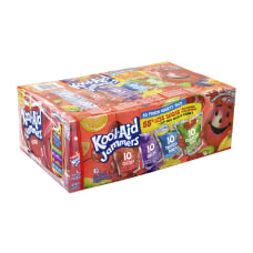 Kool Aid Jammers Juice Pouch Variety