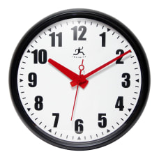 Infinity Instruments Impact Wall Office Clock