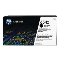 HP 654X CF330X High Yield Black