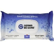 Good To Go Sanitizing Alcohol Wipes