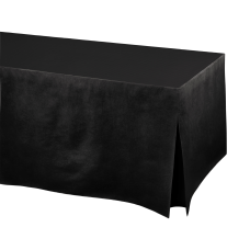 Amscan Flannel Backed Vinyl Fitted Table