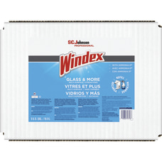 Windex Bag In A Box Glass