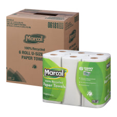 Marcal Quilted 2 Ply Paper Towels