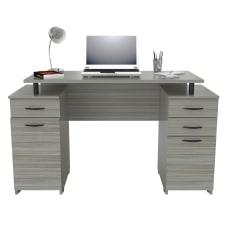 Inval 51 W 2 Pedestal Computer