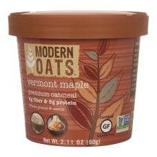 Modern Oats Premium Oatmeal Cups Vermont