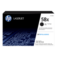 HP LaserJet 58X High Yield Black