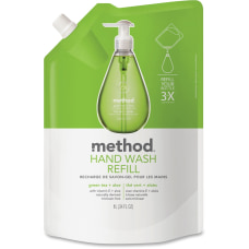 Method Antibacterial Gel Hand Wash Soap