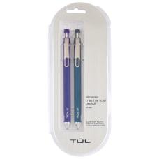 TUL Mechanical Pencils 07 mm Navy