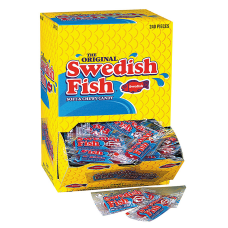 Swedish Fish 465 Oz Box Of