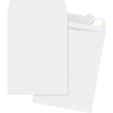 Business Source Tyvek Open end Envelopes