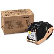 Xerox 106R02601 Yellow Toner Cartridge