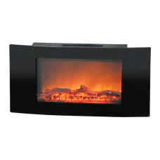 Cambridge Callisto CAM35WMEF 2BLK Electric Fireplace
