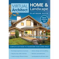 Virtual Architect Home Landscape Platinum