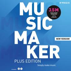 MAGIX MAGIX Music Maker Plus Edition
