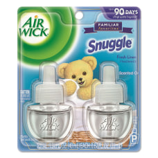 Air Wick Snuggle Scented Oil Warmer