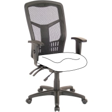 Lorell High Back Chair Frame Black