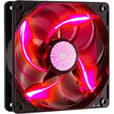 CoolerMaster 120mm SickleFlow 120 Red LED
