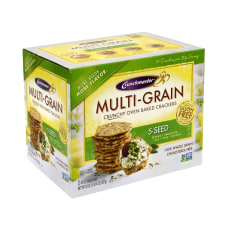 Crunchmaster 5 Seed Multigrain Crunchy Oven
