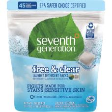 Seventh Generation Laundry Detergent Citrus Cedar