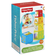 Fisher Price StackExplore Blocks Skill Learning