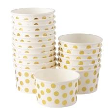 Ice Cream Sundae Cups 100 Piece