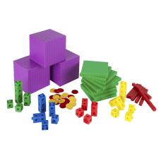 Office Depot Brand Math Manipulative Kit