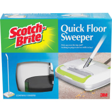 Quick Floor Sweeper Rubber Bristles 42
