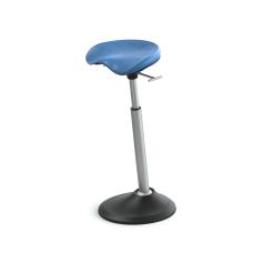 Safco Active Mobis II Seat BlueBlackGray