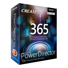 Cyberlink Power Director 365 For 1