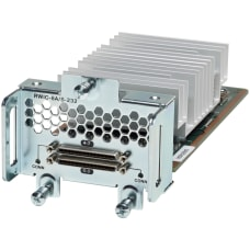 Cisco 8 Port WAN Interface Card