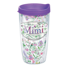 Tervis Mimi Floral Tumbler With Lid