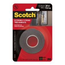 Scotch Extreme Mounting Tape 1 x