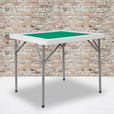 Flash Furniture Square Folding Game Table