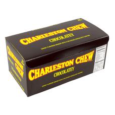 Charleston Chew Chocolatey Candies Box Of