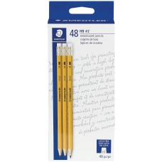 Staedtler Pencil Presharpened HB Lead Pack