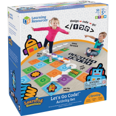 Learning Resources Ages 5 Lets Go
