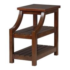 Powell Dutton 2 Shelf Side Table