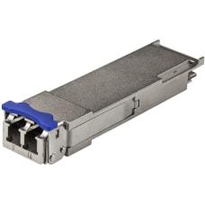 StarTechcom Extreme Networks 10320 Compatible QSFP