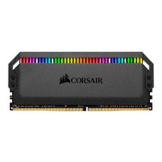 CORSAIR Dominator Platinum RGB DDR4 kit