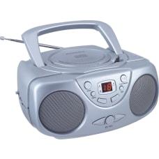 Sylvania SRCD243M RadioCD Player BoomBox 1