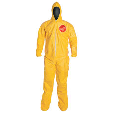 DuPont Tychem SL Coveralls With Attached