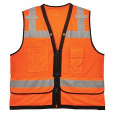 Ergodyne GloWear Safety Vest Heavy Duty