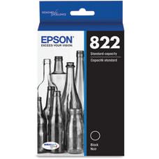 Epson DuraBrite Ultra 822 Black Ink