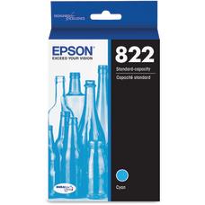 Epson T822 Cyan original ink tank
